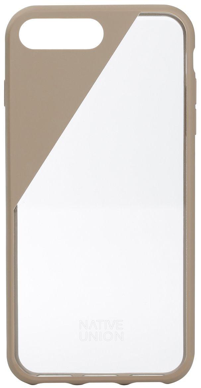 Native Union Clic Crystal чехол для iPhone 7 Plus, BeigeCLICCRL-TAU-7PЧехол Native Union Clic Crystal идеально подстраивается под iPhone 7 Plus, практически не увеличивая его в размерах. Выполнен из ударопоглощающих полимеров, защищающих от падений. Выступающая рамка по бокам экрана обеспечит его целостность. Имеется свободный доступ ко всем разъемам и кнопкам устройства. Чехол Native Union Clic Crystal сохраняет оригинальный стиль iPhone. Основным элементом задней панели выступает прочный и прозрачный поликарбонат, оставляющий лидерство дизайна за металлическим корпусом iPhone. Тем не менее, стиль Native Union всё равно легко узнается благодаря отличительному, резкому скосу эластичного бампера.