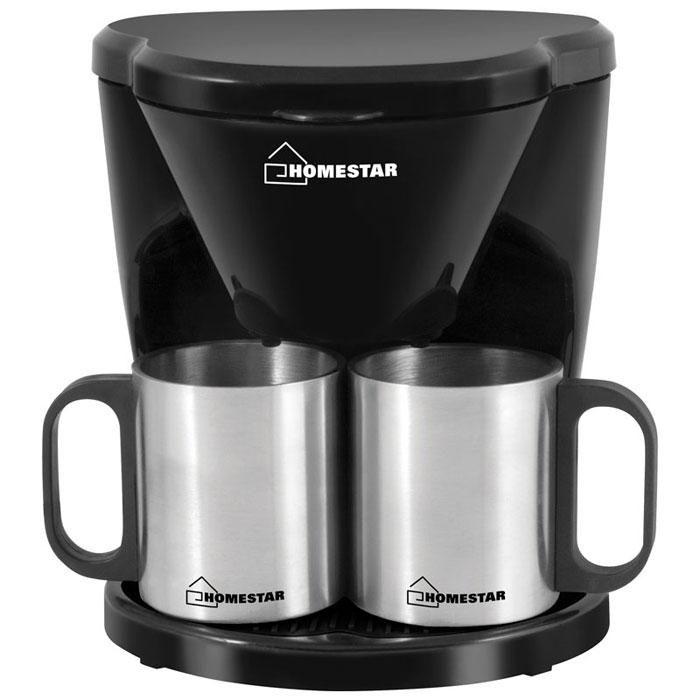 HomeStar HS-2010, Black кофеварка