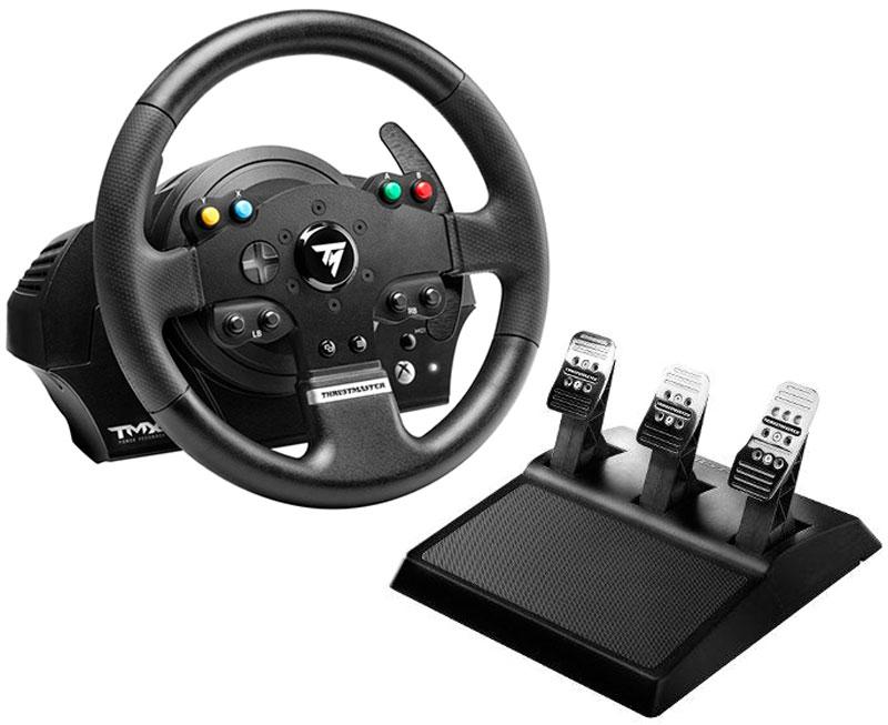 Thrustmaster TMX FFB EU PRO Version Xbox One/PC руль + педали THR58