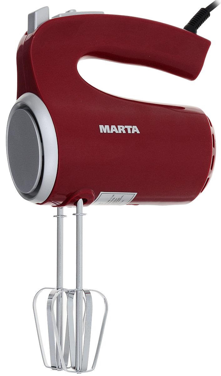 Marta MT-1509, Dark Red миксер
