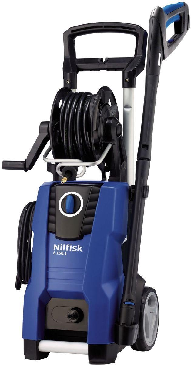 Бытовая моечная машина Nilfisk E 150.1-10 H X-TRA128470540Бытовая моечная машина Nilfisk E 150.1-10 H X-TRA предназначена для очистки автомобилей и удаления грязи на любых площадях. Она обладает высокой мощностью и производительностью. Благодаря наличию системы CLICK&CLEAN насадки легко и быстро заменяются. Для удобства пользователя пистолет машины оснащен мягкой рукояткой.