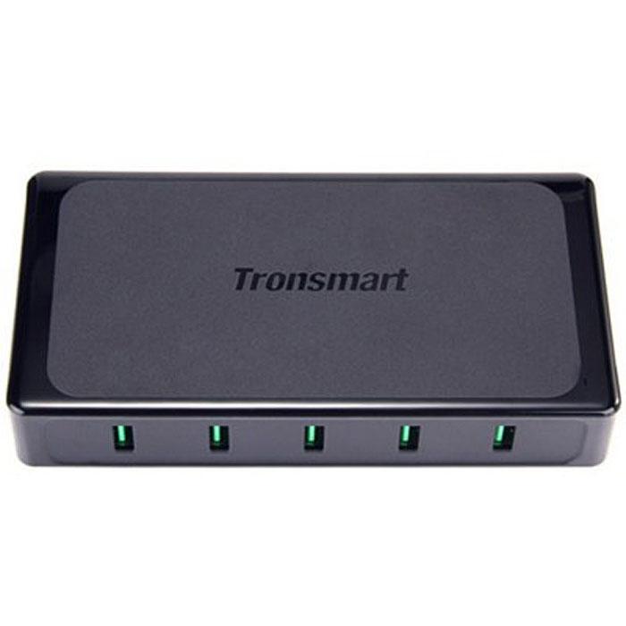 Tronsmart UC5F Titan Quick Charge, Black сетевое зарядное устройство