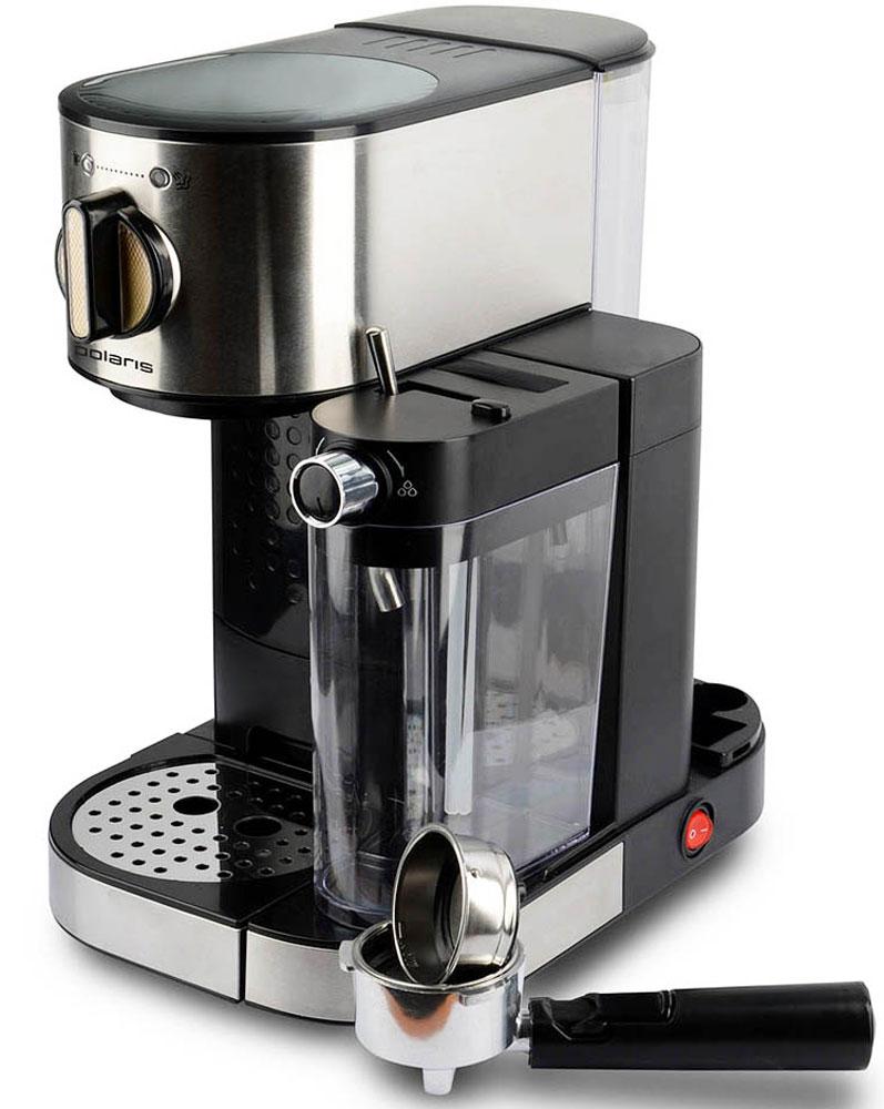 Polaris PCM 1519AE Adore Cappuccino кофеварка