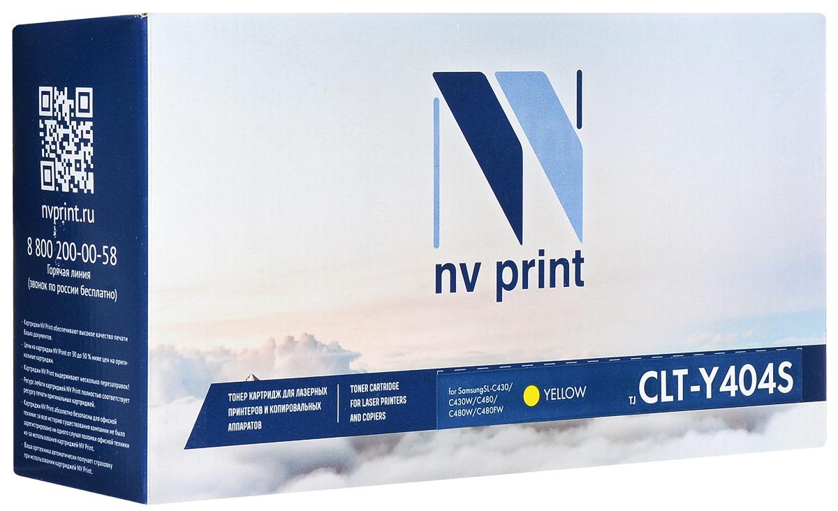 NV Print CLT-Y404SY, Yellow тонер-картридж для Samsung SL-C430/C430W/C480/C480W/C480FWCLT-Y404SYСовместимый лазерный картридж NV Print CLT-Y404SY для печатающих устройств Samsung - это альтернатива приобретению оригинальных расходных материалов. При этом качество печати остается высоким.Лазерные принтеры, копировальные аппараты и МФУ являются более выгодными в печати, чем струйные устройства, так как лазерных картриджей хватает на значительно большее количество отпечатков, чем обычных. Для печати в данном случае используются не чернила, а тонер.