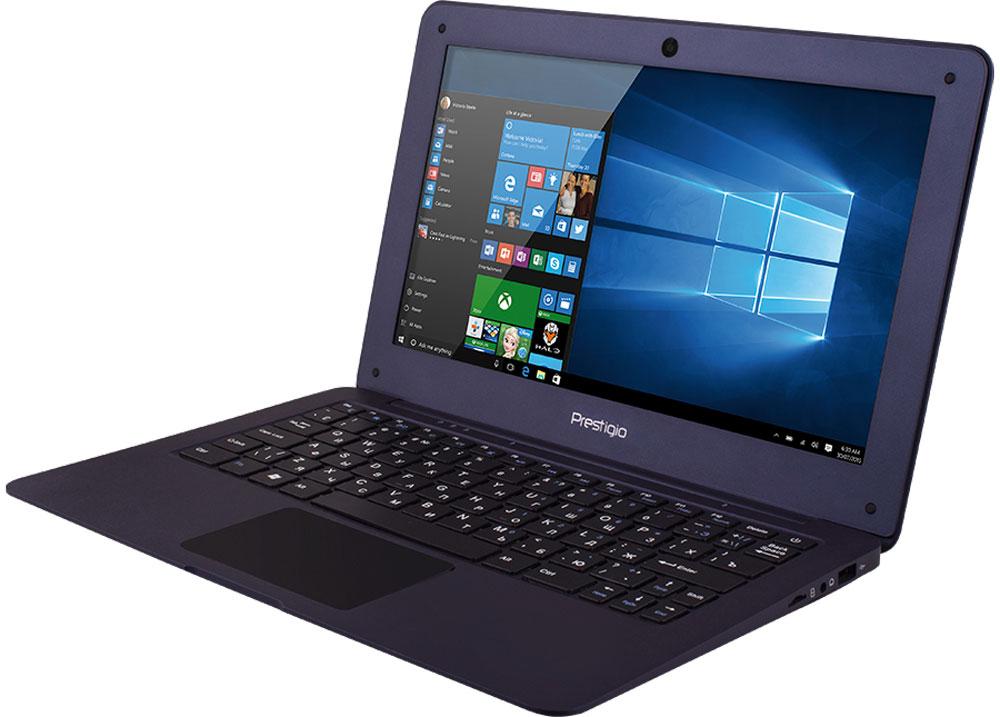 Prestigio SmartBook 116A, BluePSB116A01BFW_RB_CISPrestigio SmartBook 116A предназначен для скоростного Интернет-сёрфинга и бесперебойного доступа в облачные хранилища. Это полноценный ноутбук с экраном 11,6, полной версией ОС Windows и универсальным набором портов. С ультралёгким Smartbook 116A вы по достоинству оцените свободу перемещений. Вес всего около килограмма сохранит осанку, а благодаря компактному размеру он поместится даже в дамской сумке. Windows 10 - это лучшая комбинация ОС Windows, которую вы когда-либо знали, плюс множество улучшений, которые вам понравятся. Интуитивно понятный интерфейс поможет быстрее и эффективнее справляться с задачами, улучшенная производительность позволит вам почувствовать новый уровень мощности, а благодаря дополнительным сервисам и приложениям каждая секунда с новым устройством будет полна комфорта и восхищения. Процессор Intel Atom обеспечит работу в режиме многозадачности, а 2 ГБ оперативной памяти будет достаточно для запуска даже самых...