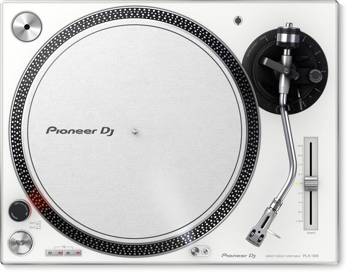 Pioneer PLX-500-W проигрыватель виниловых дисков