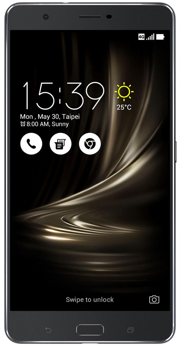 ASUS ZenFone 3 Ultra ZU680KL, Grey (90AK0011-M00020)90AK0011-M00020Вселенная невероятного - вокруг вас. Погрузитесь в мир ярких красок и чарующего звука, мир, неотличимый от реальности. Раскройте несравненные возможности непревзойденного ZenFone 3 Ultra. Используя в качестве основы корпуса смартфона металл, производители вынуждены идти на компромисс: применение компактных внутренних антенн было возможным только в сочетании со специальными пластиковыми вставками, необходимыми для прохождения радиосигнала. Но инженеры компании ASUS смогли справиться с этой проблемой: новый ZenFone 3 Ultra обладает стильным, полностью металлическим корпусом без диэлектрических вставок на задней крышке, изящество которого подчеркивается эффектными гранями, выполненными с помощью алмазной резки. ZenFone 3 Ultra - это чудо современных технологий, которое рождается в результате сложного производственного процесса, включающего в себя 240 этапов. Прецизионная фрезеровка заготовки для получения прочного и при этом тонкого корпуса,...