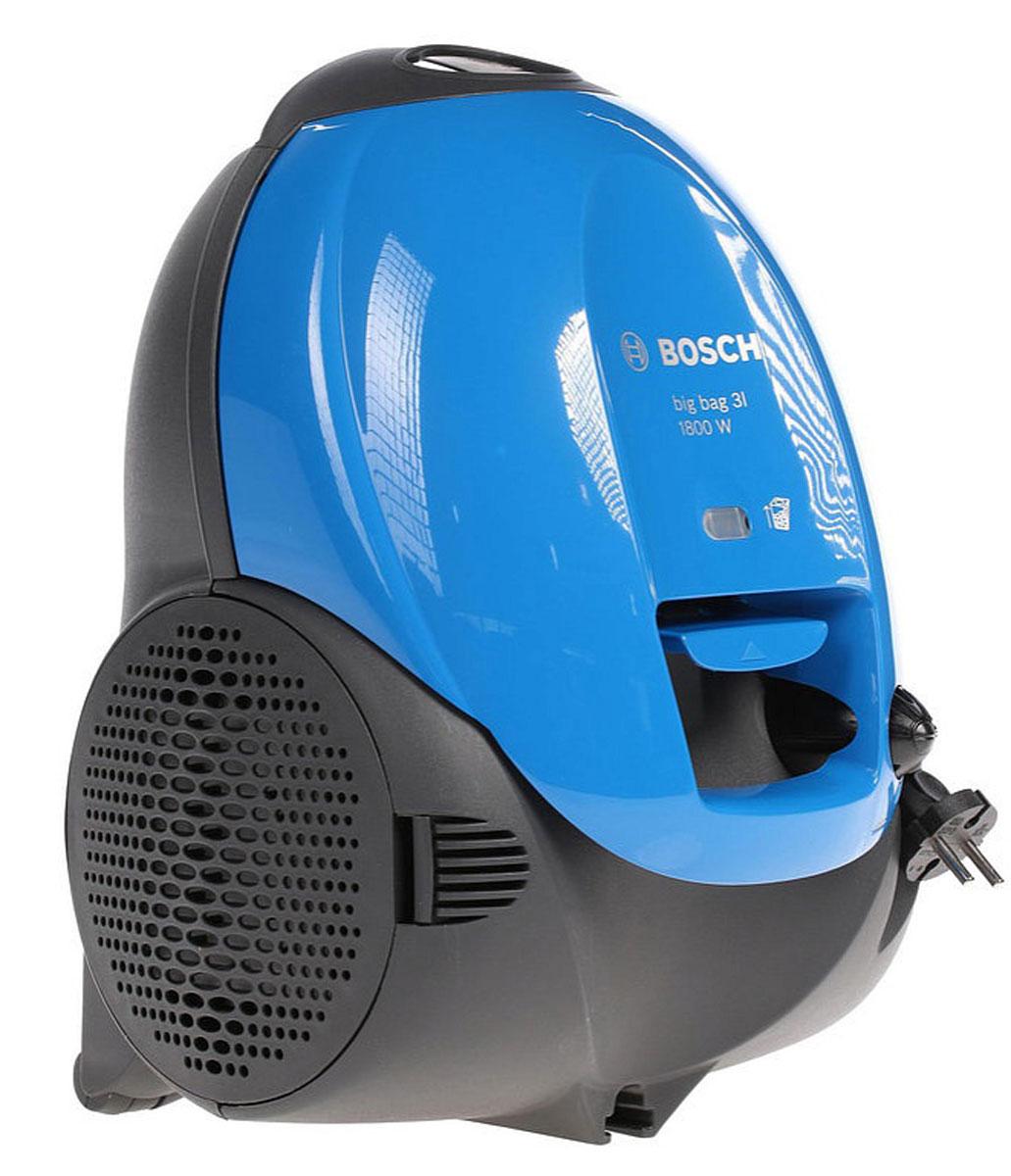 Bosch BSM1805RU, Blue пылесос