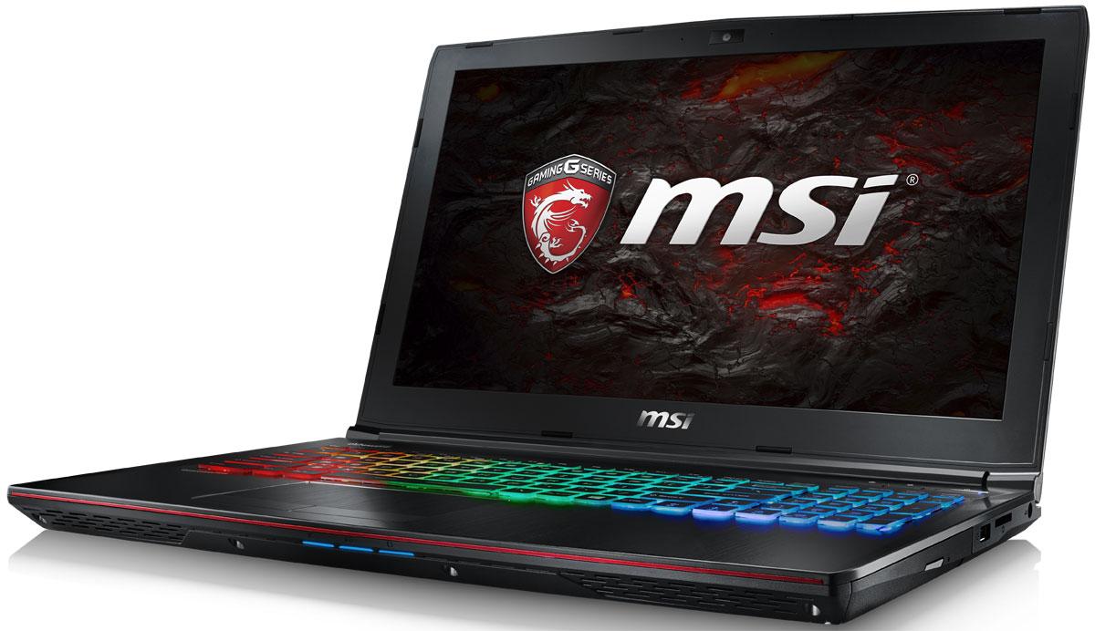 MSI GE62 7RE-294RU Apache Pro, BlackGE62 7RE-294RUMSI GE62 7RE Apache Pro - это мощный ноутбук, который адаптирован для современных игровых приложений. В модели гармонично сочетаются агрессивный дизайн, отличная производительность и продуманная эргономика.Седьмое поколение процессоров Intel Core серии H обрело более энергоэффективную архитектуру, продвинутые технологии обработки данных и оптимизированную схемотехнику. Производительность Core i7-7700HQ по сравнению с i7-6700HQ выросла в среднем на 8%, мультимедийная производительность — на 10%, а скорость декодирования/кодирования 4K-видео — на 15%. Аппаратное ускорение 10-битных кодеков VP9 и HEVC стало менее энергозатратным, благодаря чему эффективность воспроизведения видео 4K HDR значительно возросла.Вы сможете достичь максимально возможной производительности вашего ноутбука благодаря поддержке оперативной памяти DDR4-2400, отличающейся скоростью чтения более 32Гбайт/с и скоростью записи 36Гбайт/с. Возросшая на 40% производительность стандарта DDR4-2400 (по сравнению с предыдущим поколением, DDR3-1600) поднимет ваши впечатления от современных и будущих игровых шедевров на совершенно новый уровень.Эксклюзивная технология MSI SHIFT выводит систему на экстремальные режимы работы, одновременно снижая шум и температуру до минимально возможного уровня. Переключаясь между пятью профилями, вы сможете достичь экстремальной производительности своей машины или увеличить время её работы от батарей. Функция легко активируется либо горячими клавишами FN + F7, либо через приложение Dragon Gaming Center.Эксклюзивная технология MSI Cooler Boost 4 заключается в установке под капот вашего мощного ноутбука двух охлаждающих модулей и их объединения с двумя отдельными теплоотводами – для GPU и CPU. Одно нажатие кнопки запуска системы охлаждения на полную мощь, и шесть теплопроводных трубок в сочетании с двумя вентиляторами активно выведут генерируемое системой тепло наружу.Новый режим SuperSpeed+ поддерживает скорость передачи данных 