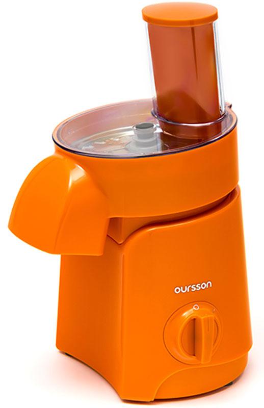 Oursson MS2060/OR мультирезкаMS2060/ORНашинковать или натереть овощи и фрукты на терке, нарезать мясные деликатесы - все это и многое другое теперь быстро, легко и просто вместе с мультирезкой MS2060 от компании Oursson. Мультирезка - это идеальный и незаменимый помощник на каждой кухне, который нарежет и измельчит продукты в считанные секунды. Прибор оснащен шестью насадками: двумя дисками для шинковки ломтиками различной толщины, двумя терками - мелкой и крупной, двумя дисками для нарезки соломкой - мелкой и крупной. Мультирезка поможет быстро нарезать салат соломкой, измельчить овощи, потереть фрукты, нашинковать капусту, лук, морковку, перец и другие овощи.