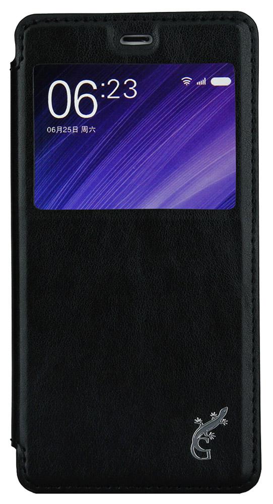 G-Case Slim Premium чехол для Xiaomi Redmi 4/4 Pro, BlackGG-756Чехол-книжка G-Case Slim Premium для Xiaomi Redmi 4/4 Pro c окошком надежно защитит ваш смартфон от пыли, грязи, царапин, оставив при этом свободный доступ ко всем разъемам устройства. Также имеется возможность использования чехла в виде настольной подставки. Чехол G-Case Slim Premium - это стильная и элегантная деталь вашего образа, которая всегда обращает на себя внимание среди множества вещей.
