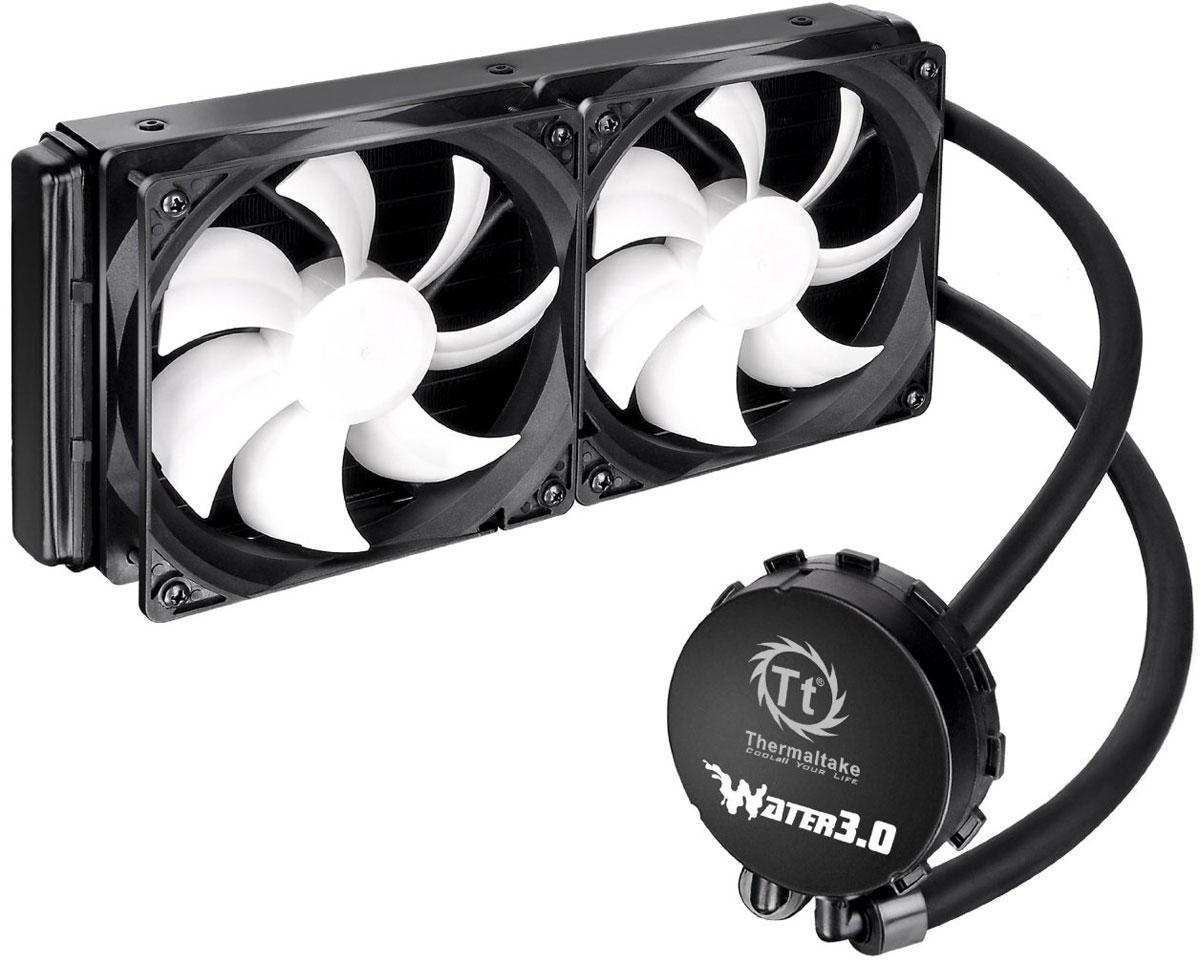 Thermaltake Water 3.0 Extreme S система охлаждения для игрового компьютера CLW0224-B