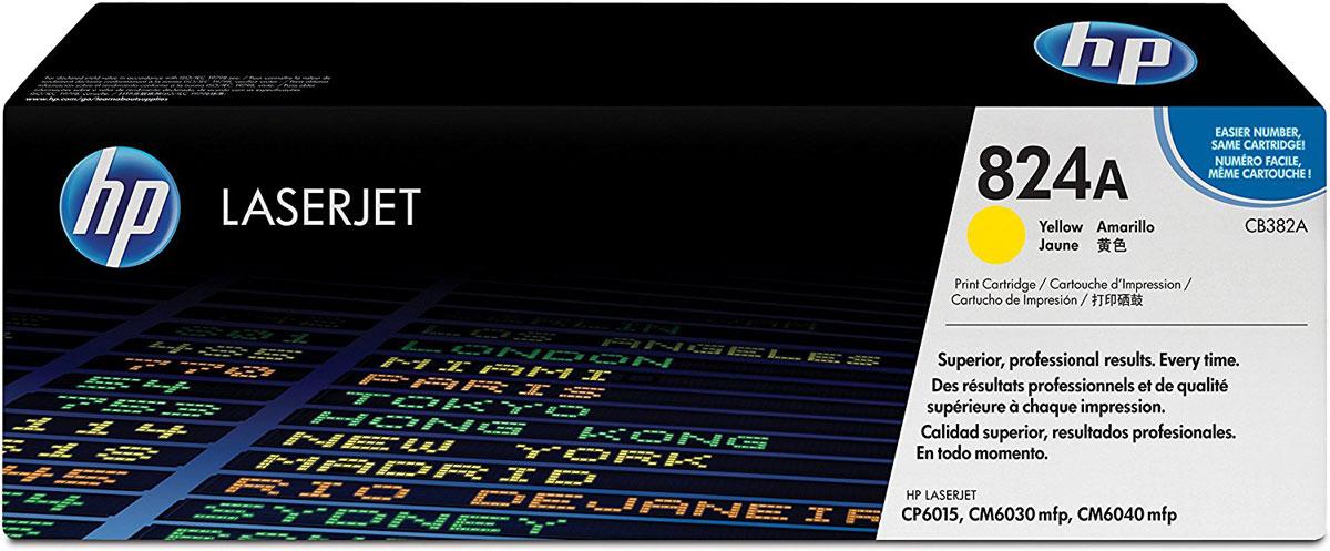 HP CB382A (824A), Yellow тонер-картридж для Color LaserJet CP6015/CM6030/CM6040CB382AБлагодаря улучшенному тонеру ColorSphere тонер-картридж HP CB382A (824A) обеспечивает быстрое получение превосходных результатов. Благодаря стабильной производительности и экономящим время функциям управления расходными материалами использование оригинальных расходных материалов HP повышает эффективность вашей работы. Разработано для соответствия различным требованиям. Улучшенный тонер ColorSphere обеспечивает стабильные результаты, равномерный глянец и насыщенные цвета. Великолепные результаты для любого типа печати – от ежедневной деловой документации до профессиональной рекламной продукции. Надежная печать повышает производительность офиса. Тонер HP ColorSphere и интеллектуальный картридж обеспечивают неизменно высокую скорость печати и великолепные результаты. Бесперебойная печать экономит время, увеличивает производительность и снижает общие затраты на печать. Функции управления оригинальных картриджей HP обеспечивают стабильную...