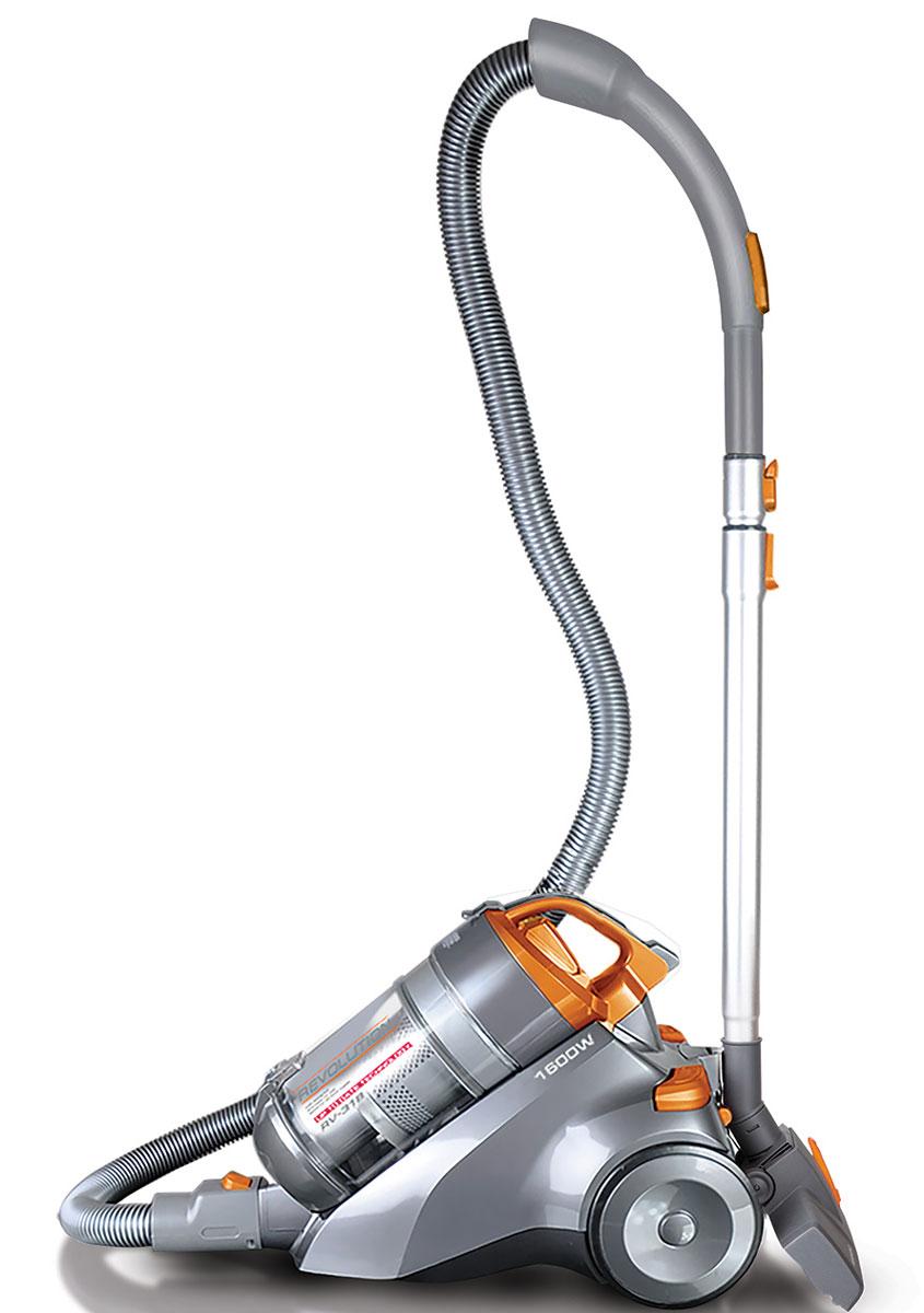 Redmond RV-318 пылесосRV-318Пылесос Redmond RV-318 – новая современная модель со сдержанным дизайном и высокотехнологичной системой Мультициклон, которая превратит процесс уборки в комфортное и приятное занятие. В этом универсальном приборе для наведения идеальной чистоты и безупречного порядка восхищает каждая мелочь: необычайно гибкий и прочный шланг, надёжная телескопическая трубка из нержавеющей стали, солидная мощность и почти бесшумная работа. Пылесос RV-318 наделён огромным потенциалом для создания в доме особой кристальной атмосферы уюта. Этому способствует многоступенчатая циклоническая система фильтрации и EPA-фильтр. Redmond RV-318 дополняют такие очевидные преимущества, как автоматическая смотка электрошнура и необычайно лёгкая очистка контейнера. Вы избавите себя от массы домашних хлопот!