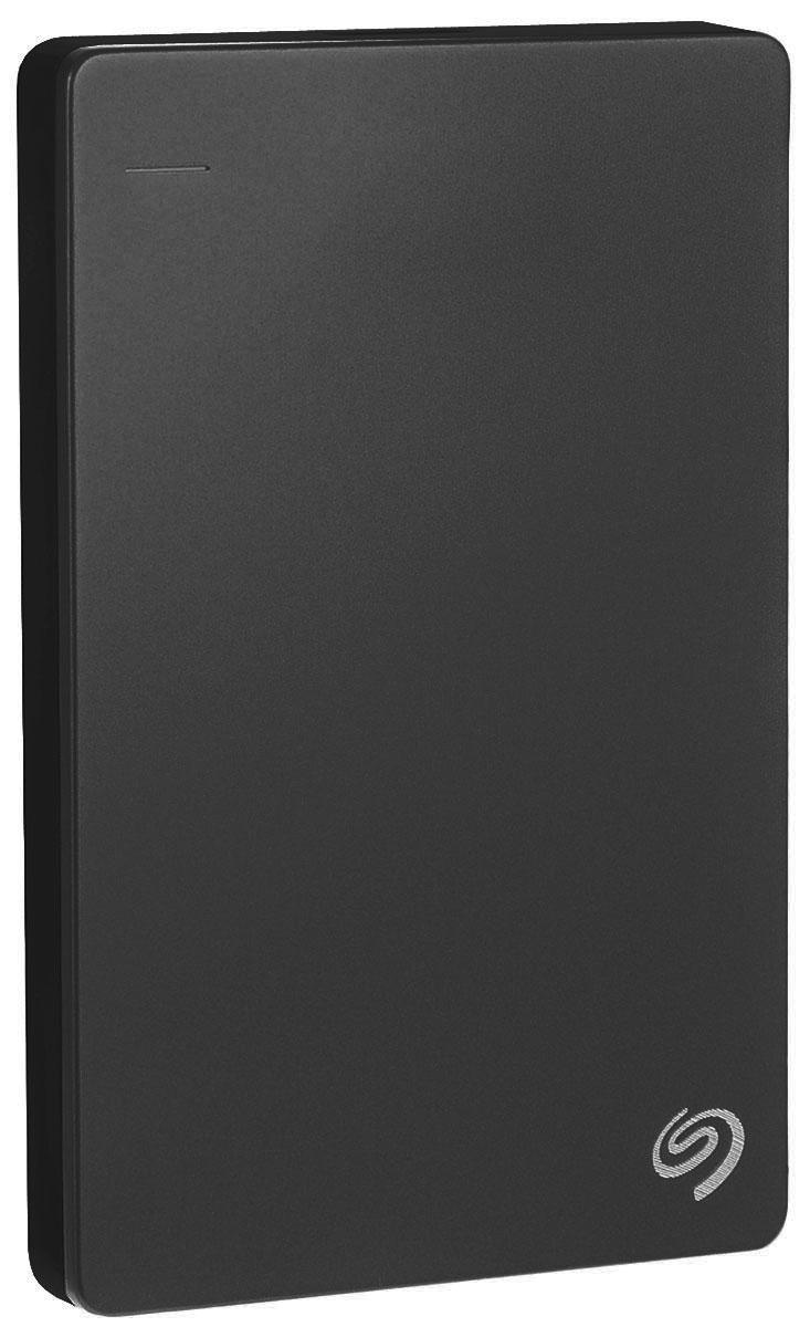Seagate Backup Plus Portable Slim 1TB USB3.0, Black (STDR1000200) внешний жесткий диск