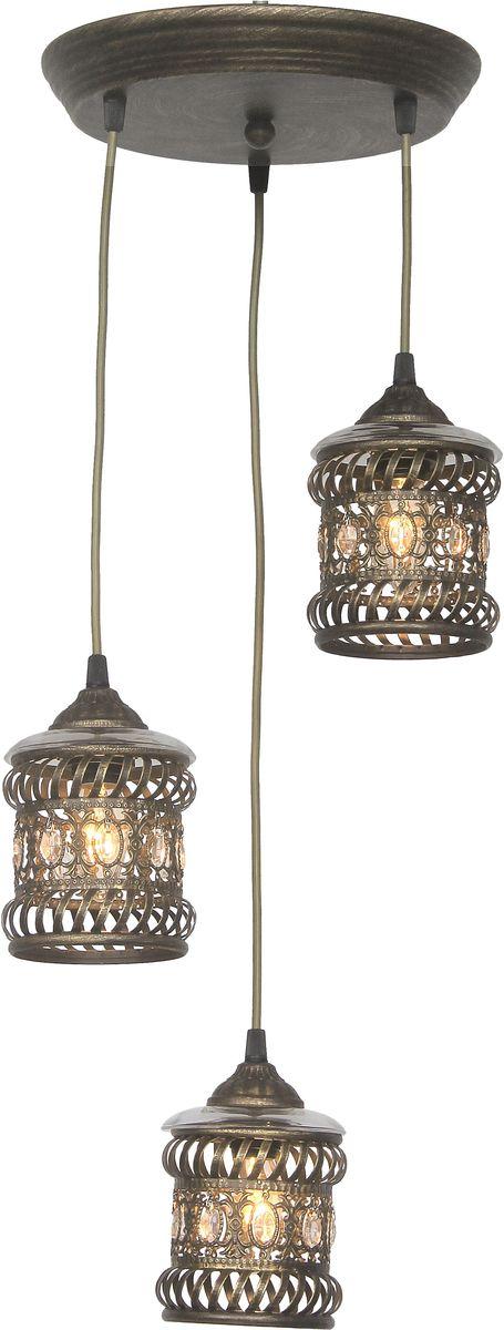 Светильник подвесной Favourite Arabia, 3 х E14, 40. 1621-3P1621-3P