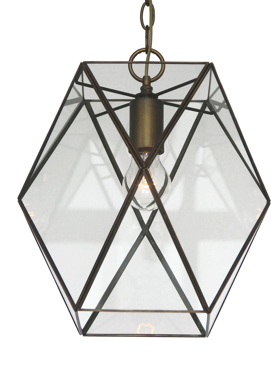 Светильник подвесной Favourite Shatir, 1 х E27, 60. 1628-1P1628-1P