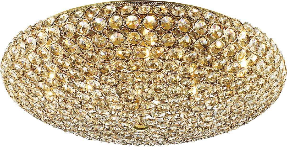 Светильник потолочный Favourite Sunshine, 7 х G9, 40W. 1691-7C1691-7C