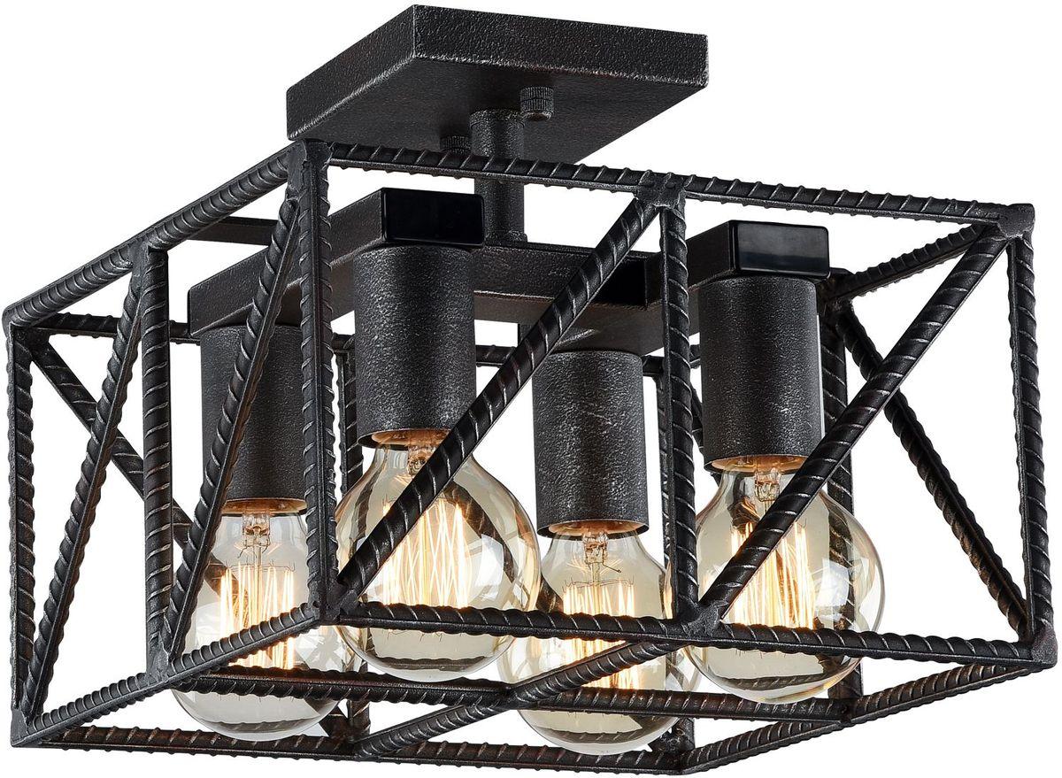 Светильник потолочный Favourite Armatur, 4 х E27, 60W. 1711-4C1711-4C