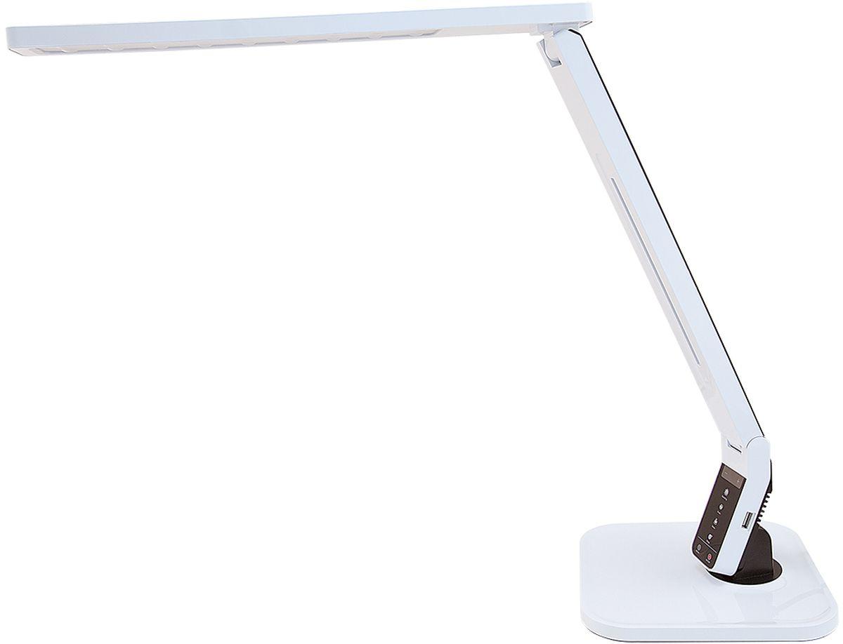 Лампа настольная Лючия Smart, светодиодная, цвет: белый, 11W. L700 настольная лампа лючия pegas цвет черный 4 w