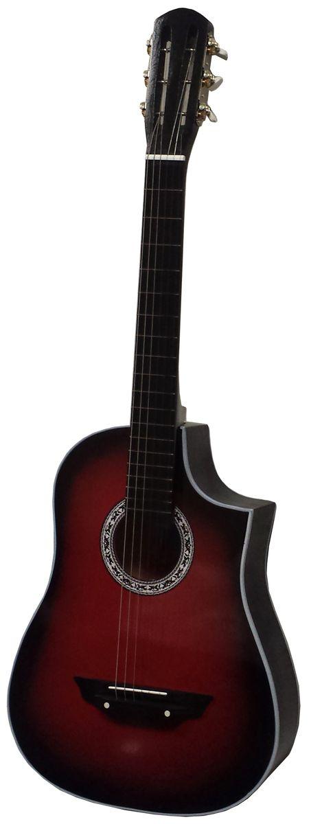 Аккорд Classic Professional, Red Black акустическая гитараPH72456-струнная, мензура 650 мм, корпус с вырезом, лакированная лаком ПУ Размер: 100 см х 37 см х 12,5 см. Вес: 1900 гр.