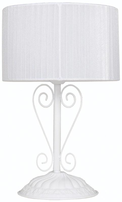 Лампа настольная Аврора Ажур, 1 х E14, 60 W. 10025-1N10025-1N