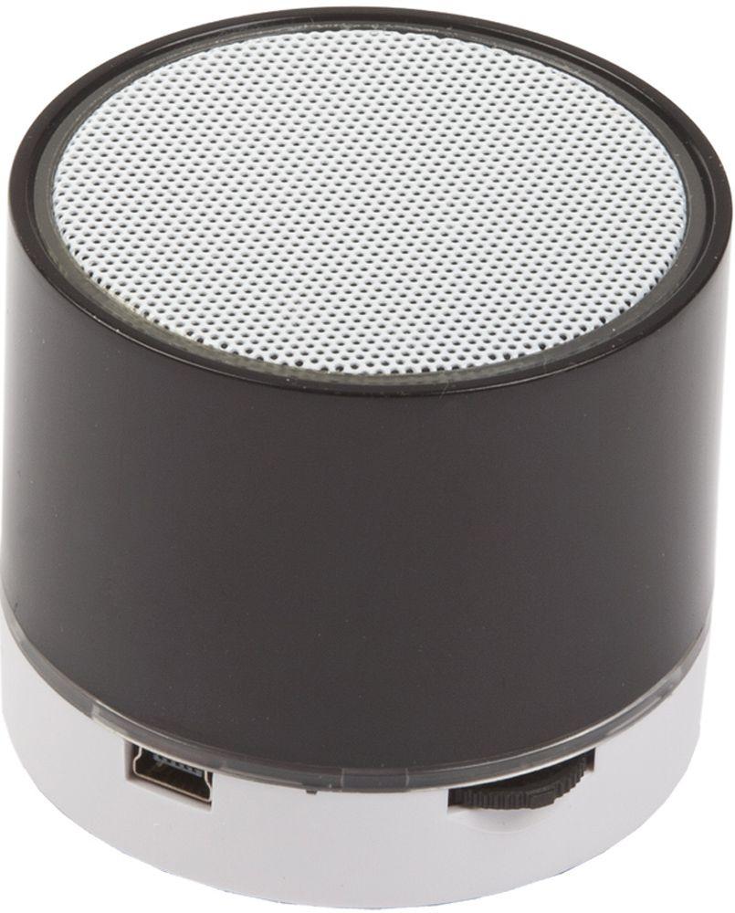 Liberty Project LP-S50, Black портативная Bluetooth-колонка0L-00028892Беспроводная колонка Liberty Project LP-S50 станет отличным выбором для ценителей необычного дизайна и широкой функциональности. Слушайте любимую музыку и принимайте телефонные звонки в течении долгого времени на одной подзарядке, подключайтесь к устройствам по беспроводной связи Bluetooth, воспроизводите музыку с карт памяти microSD или USB накопителей. Наслаждайтесь абсолютной легкостью и мобильностью.Емкость аккумулятора: 800 мА