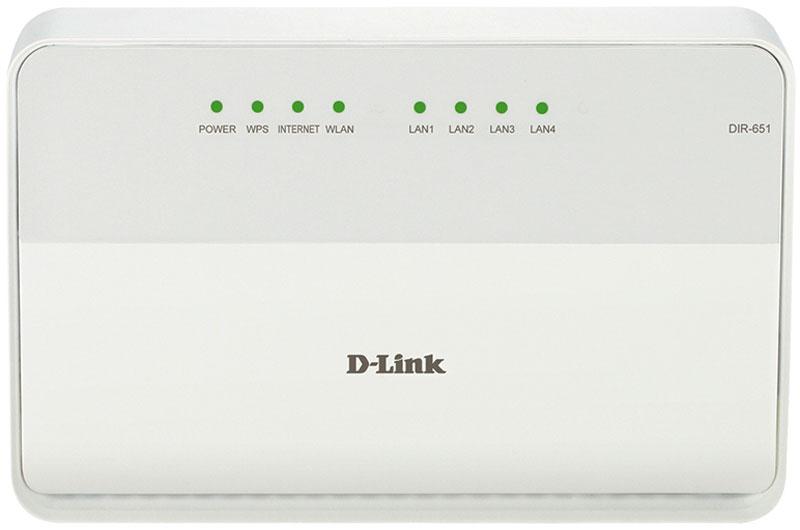 D-Link DIR-651/A/B1A маршрутизатор