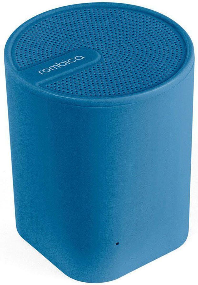 Rombica Mysound BT-04 2C, Blue портативная акустическая системаSBT-00042Аудиопроигрыватель Rombica MySound BT-04 2C совместим со всеми популярными устройствами с поддержкой Bluetooth, а также воспроизводит музыку через аудиовход. Встроенный сабвуфер дает глубокий и насыщенный бас. Аккумулятор 300 мАч обеспечивает долгую работу. Rombica MySound BT-04 2C имеет встроенный микрофон для приема звонков.