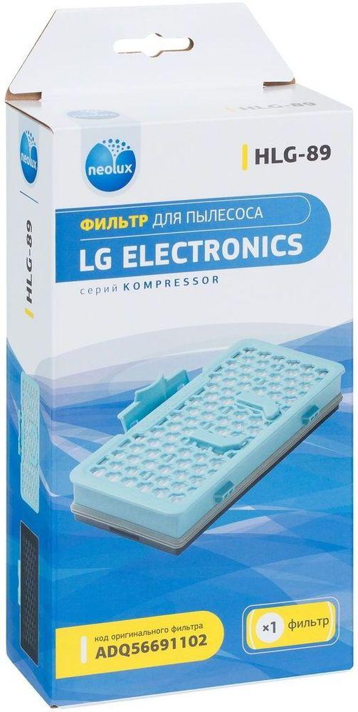 Neolux HLG-89 HEPA-фильтр для пылесосов LGHLG - 89HEPA-фильтр Neolux HLG-89 предназначен для замены оригинального фильтра ADQ56691102 (ADQ56691101, ADQ56691103) в пылесосах LG. Обладает высочайшей степенью фильтрации, задерживает 99,5% пыли. Благодаря специальным свойствам фильтрующего материала, фильтр улавливает мельчайшие частицы, позволяя очищать воздух от пыльцы, микроорганизмов, бактерий и пылевых клещей. Предотвращает попадание пыли в механическую часть пылесоса, тем самым продлевая срок службы пылесоса и сохраняют чистоту воздуха.