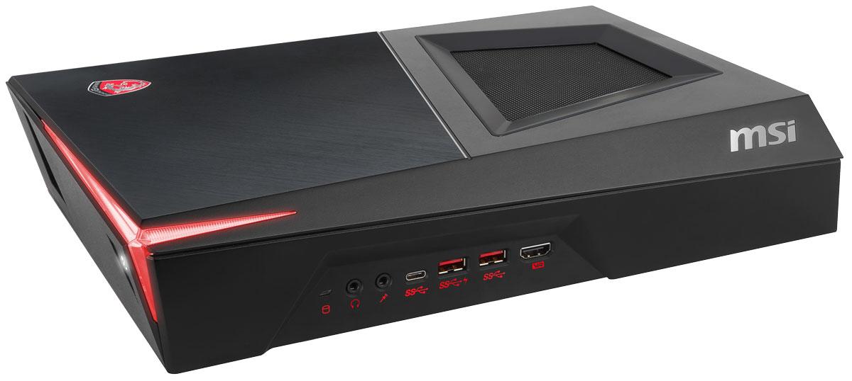 MSI Trident 3 VR7RC-033RU настольный компьютер (9S6-B90611-033)9S6-B90611-033Хотите увидеть самый маленький игровой ПК в мире с производительностью большого десктопа? Встречайте MSI Trident 3. За свою историю MSI создала немало компактных игровых монстров, но на этот раз превзошли сами себя. MSI Trident 3 — это новый уровень компактных игровых десктопов, которому покорятся любые игры. Применение только самых современных технологий в продуктах MSI гарантирует плавный VR-геймплей. Сотрудничество с ведущими VR-брендами и уникальные VR-возможности MSI позволяют геймерам и VR- специалистам обрести яркий опыт и оживить фантазии в виртуальной реальности. Во время игры в новейшие тайтлы охлаждение становится наиболее критичным фактором игровой системы. Особая архитектура десктопа MSI Trident 3 гарантирует стабильную работу всех ключевых компонентов системы при длительных пиковых нагрузках. Ощути, как звук погружает тебя в игру. Благодаря аудиокомпонентам премиум-качества технология MSI Audio Boost обеспечивает наивысшее...