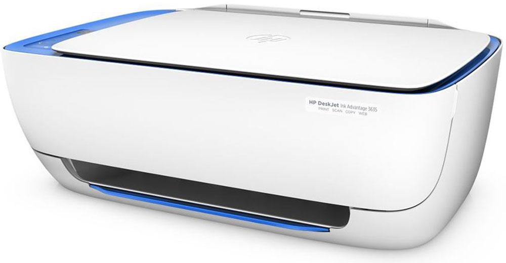 HP Deskjet Ink Advantage 3635 МФУ (F5S44C)F5S44CМФУ HP Deskjet Ink Advantage 3635 обеспечивает высокое качество печати. Будьте на связи, отправляя документы на печать прямо со смартфона или планшета и экономьте средства, используя недорогие струйные картриджи HP. Возможности простой настройки со смартфона, планшета или ПК позволяют быстро приступить к печати. Подключите смартфон или планшет непосредственно к принтеру и выполняйте печать без подключения к сети. Бесплатное приложение HP All-in-One Printer Remote позволяет с легкостью управлять заданиями печати и выполнять сканирование с помощью мобильных устройств. Функция беспроводной печати позволяет создавать документы высокого качества с помощью практически любых смартфонов и планшетов, даже если вы находитесь далеко от принтера. Невероятное удобство управления. На экране МФУ предусмотрены специальные значки для печати, сканирования и копирования документов. Расширенные возможности печати. Печатайте фотографии без полей,...