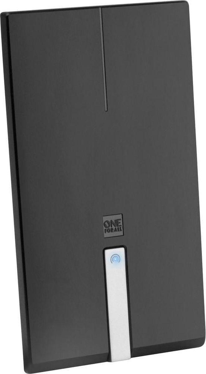 One For All SV9425 Premium Line, комнатная ТВ антеннаSV9425Активная цифровая антенна с автоматическим усилением сигнала до 44 дБ, FullHD/4K, фильтрами GSM/4G, 4K UHD, дальность до 25 км.