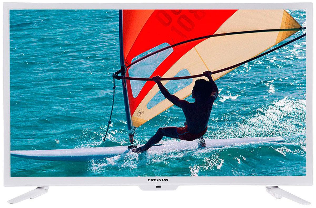 Erisson 49 LES 78 T2 телевизор49LES78T2Erisson 49 LES 78 T2 - это LED-телевизор, который обладает отличным качеством изображения. Модель с диагональю экрана 48,5 дюйма отлично подойдет для гостиной или спальни.Светодиодная подсветка Edge LED сделает изображение четким и ярким. Качество изображения обеспечивается яркостью экрана 330 кд/м2, динамической контрастностью 1200:1 и широким углом обзора (176/176°).Данная модель имеет функцию телетекста, TV-тюнер, таймер сна, а также защиту от детей. Устройство с поддержкой объемного звучания, имеет мощность звучания 16 Вт (2x8 Вт), что вполне подходит для дома. Телевизор поддерживает телевизионные стандарты DVB-T2 (эфирное), DVB-C (кабельное), PAL, NTSC и SECAM.