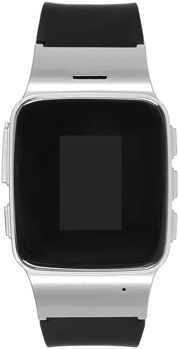 TipTop 700ВЗР, Silver детские часы-телефон00137Детские умные часы-телефон TipTop 700ВЗР с GPS - трекером созданы специально для детей и их родителей. С ними вы всегда будете знать, где находится ваш ребенок и что рядом с ним происходит. Управление часами происходит полностью через мобильное приложение, которое можно бесплатно скачать на AppStore или PlayMarket. Основные функции: 1. Родители с помощью мобильного приложения всегда видят на карте где находится их ребенок. 2. В часы вставляется сим - карта. Родители всегда могут позвонить на часы, также ребенок может позвонить с часов на 3 самых важных номера - мама, папа, бабушка. Также можно разрешать или запрещать номерам звонить на часы, например внести в список разрешенных звонков только номера телефонов близких и родных. 3. Родители могут слушать, что происходит рядом с ребенком - как няня обращается с ребенком, как ребенок отвечает на уроках и др. 4. На часах есть кнопка SOS - в случае опасности ребенок нажимает на эту...