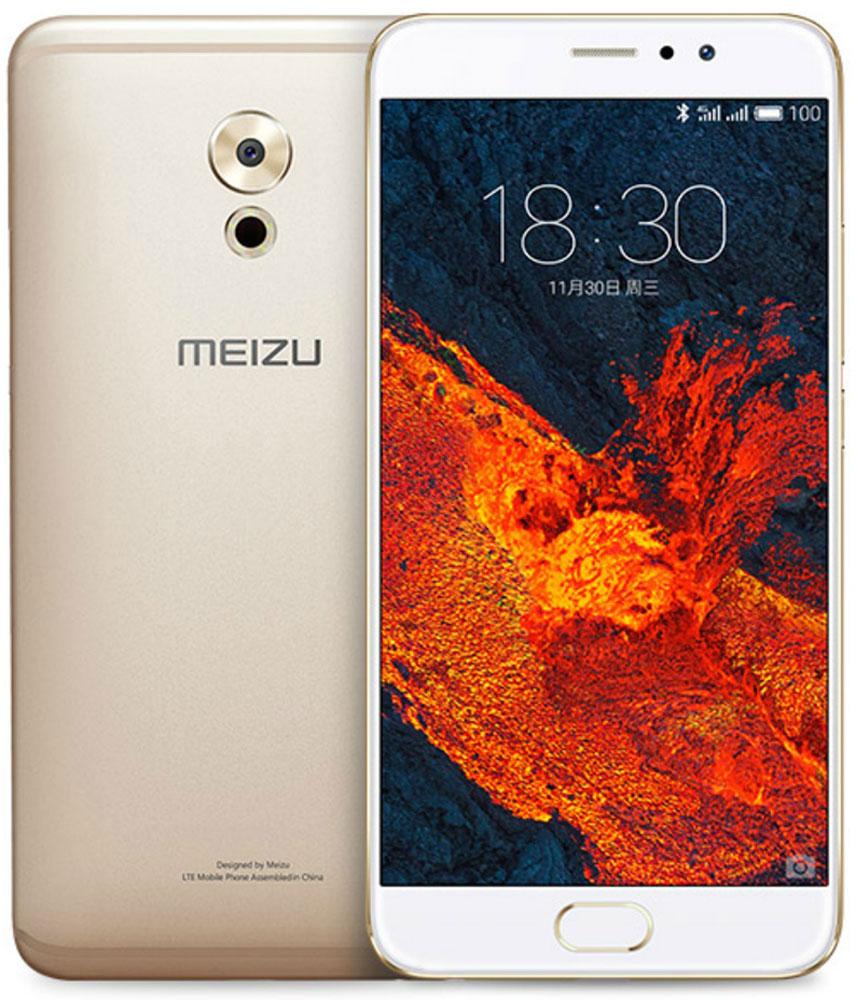 Meizu Pro 6 Plus 64Gb, Gold WhiteM686H-64-GOWHВсе любят сюрпризы, и в случае с Meizu Pro 6 Plus вы будете приятно удивлены не только характеристикам, превосходящим все ожидания. Благодаря новому QuadHD разрешению мы улучшили яркость экрана, цветопередачу, и контрастность. Новая функция AOD (Always on Display – Дисплей всегда включен) позволяет в любой момент уточнить время, дату и заряд аккумулятора.Meizu Pro 6 Plus отличает уникальное решение изгибов корпуса. Изготовление нового корпуса проходит в 30 этапов и занимает 150 часов. В новом дизайне выполнены такие элементы как камера, кольцевая вспышка и минималистичные антенны.Платформа Exynos 8 позволяет MEIZU PRO 6 Plus открывать любые тяжелые приложения, которые могут вам понадобиться. Exynos M1 с частотой до 2,3 ГГц сочетает в себе эффективную архитектуру Samsung SCI и мощный 12-ядерный графический процессор, интегрированные в новейший чипсет.Новые технологии дают возможность делать превосходные снимки на Meizu Pro 6 Plus. Оптическая 4-осная стабилизация изображения, большая апертура f/2.0 и линза с шестью элементами позволяют PRO 6 Plus делать превосходные снимки в ночное время. Последнее поколение процессора для обработки снимков (ISP) обеспечивает наилучшие яркость, контрастность и механизм шумоподавления на фото и видео.В данной модели использован выделенный цифровой преобразователь (ЦАП) ES9018K2M, а также усилитель AD45275 с низким уровнем шума, эта связка делает смартфон максимально качественным по звучанию. Снижение энергопотребления достигается за счет использования уникальной технологии XFCB. Ширина полосы частот в 180 МГц и скорость нарастания выходного напряжения обеспечивают Meizu Pro 6 Plus качественное, точное и глубокое звучание, большой динамический диапазон и широкую стереопанораму.Следуя своему принципу внедрять инновации, в смартфон установлена популярная технология 3D Press, которая позволяет выбирать действия для приложений, не запуская их. Достаточно с усилием нажать на иконку программы и вы
