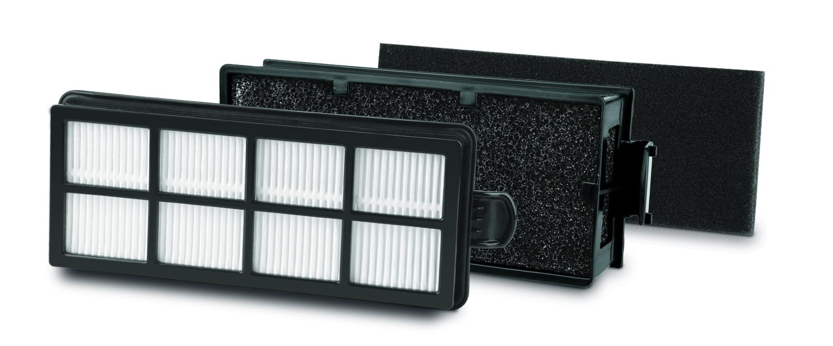 Vitek VT-1863 BK, Black фильтр для пылесосаVT-1863(BK)Фильтр VT-1863 – это залог качественной уборки дома. В комплект входит НЕРА-фильтр, входной фильтр, а также пористый фильтр. В совокупности все фильтры прекрасно улавливают даже самые мельчайшие частицы пыли, часто являющиеся аллергенами. Замена фильтров – простое и легкое занятие, с которым без труда справится даже ребенок!