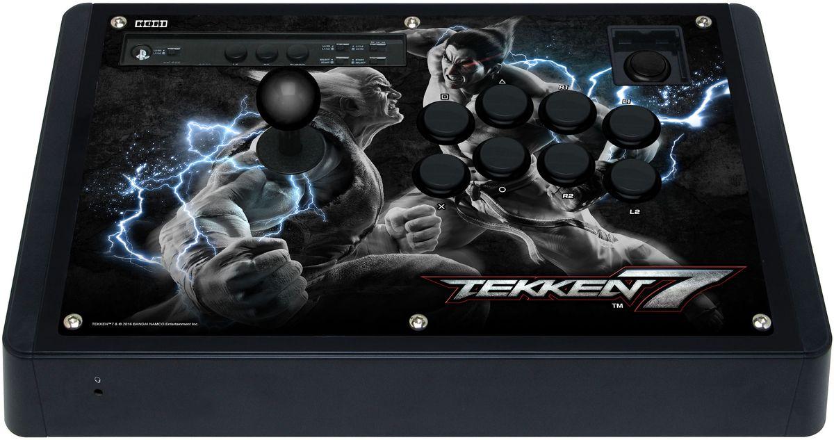 Hori Real Arcade Pro TEKKEN 7 Edition аркадный стик для PlayStation4 HR1