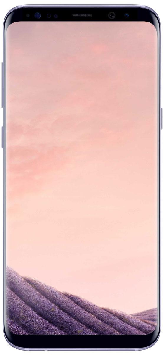 Samsung Galaxy S8+ SM-G955, AmethystSM-G955FZVDSERSamsung Galaxy S8+ переворачивает представление о классическом дизайне смартфона. Безграничный изогнутый с двух сторон экран подчеркивает гармонию стиля и инноваций. Главная особенность дизайна - это практически полное отсутствие боковых рамок и закругленные края экрана. Какую бы из диагоналей 5,8 или 6,2 вы не выбрали - благодаря симметричному дизайну и эргономике им будет удобно пользоваться даже одной рукой. Увеличенный экран Samsung Galaxy S8+ идеально подходит для многозадачности. Переписывайтесь с друзьями, не отрываясь от просмотра любимого фильма. Все что нужно - просто открыть чат в режиме многозадачности. Кнопки Домой, Назад и Недавние приложения теперь виртуальные и перенесены на экран. При нажатии они откликаются аналогично классическим, однако имеют более расширенный функционал. Теперь иконки имеют логическую цветовую окраску, так что вы можете идентифицировать приложение в одно мгновение. Цвета и линии...
