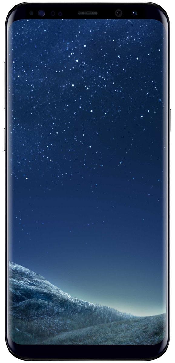 Samsung Galaxy S8+ SM-G955, BlackSM-G955FZKDSERSamsung Galaxy S8+ переворачивает представление о классическом дизайне смартфона. Безграничный изогнутый с двух сторон экран подчеркивает гармонию стиля и инноваций. Главная особенность дизайна - это практически полное отсутствие боковых рамок и закругленные края экрана. Какую бы из диагоналей 5,8 или 6,2 вы не выбрали - благодаря симметричному дизайну и эргономике им будет удобно пользоваться даже одной рукой. Увеличенный экран Samsung Galaxy S8+ идеально подходит для многозадачности. Переписывайтесь с друзьями, не отрываясь от просмотра любимого фильма. Все что нужно - просто открыть чат в режиме многозадачности. Кнопки Домой, Назад и Недавние приложения теперь виртуальные и перенесены на экран. При нажатии они откликаются аналогично классическим, однако имеют более расширенный функционал. Теперь иконки имеют логическую цветовую окраску, так что вы можете идентифицировать приложение в одно мгновение. Цвета и линии...