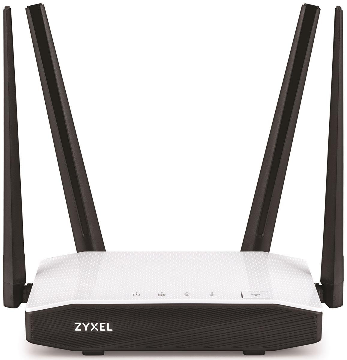Zyxel Keenetic Air интернет-центрKEENETIC AIRИнтернет-центр Zyxel Keenetic Air для выделенной линии Ethernet с точкой доступа Wi-Fi AC1200 и переключателем режимов работы. Keenetic Air предназначен прежде всего для надежного полнофункционального подключения вашего дома к Интернету по выделенной линии Ethernet через провайдеров, использующих любые типы подключения: IPoE, PPPoE, PPTP, L2TP, 802.1X, VLAN 802.1Q, IPv4/IPv6. При этом он дает полную скорость по тарифам до 100 Мбит/с независимо от вида подключения и характера нагрузки. С тем же успехом возможно подключение к Интернету через предоставленный провайдером PON-терминал или модем с портом Ethernet, а также через операторский или частный хот-спот Wi-Fi. Иногда вам может потребоваться подключить существующую домашнюю сеть к Интернету, предоставляемому по Wi-Fi. Это может быть провайдерский хот-спот Wi-Fi, сеть Wi-Fi вашего соседа, открытая сеть какого-то кафе находящегося поблизости или резервное подключение к мобильной точке...