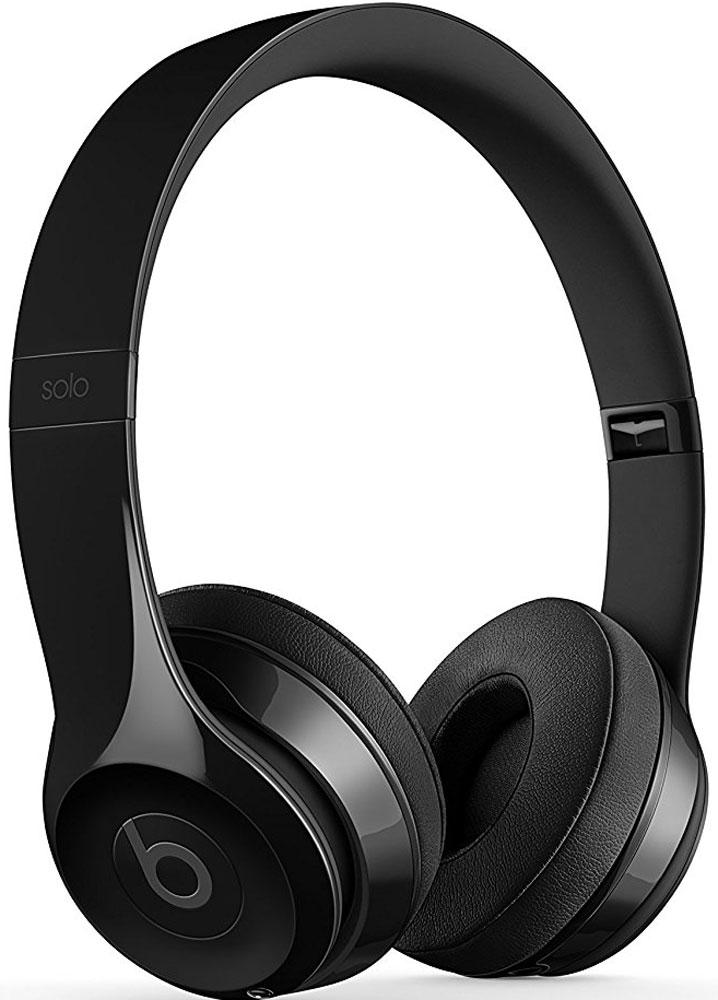 Beats Solo3 Wireless, Gloss Black беспроводные наушникиMNEN2ZE/AНаушники Beats Solo 3 могут работать до 40 часов без подзарядки, чтобы вы могли пользоваться ими каждый день. 5-минутной зарядки Fast Fuel хватит ещё на 3 часа воспроизведения. Фирменное звучание Beats в наушниках с технологией Bluetooth класса 1 будет сопровождать вас повсюду — куда бы вы ни отправились. Расположение чашек с мягкими амбушюрами можно регулировать — вы сможете носить их целый день. Беспроводные наушники Beats Solo3 готовы к работе в любой момент. Включите их и поднесите к своему iPhone — они мгновенно подключатся к нему, а заодно и к вашим Apple Watch, iPad и Mac. В беспроводных наушниках Solo 3 с технологией Bluetooth класса 1 вы сможете слушать музыку где бы вы ни были. Неотъемлемая черта беспроводных наушников Beats Solo3 — знаменитое звучание Beats. Точная настройка акустической системы обеспечивает чистое сбалансированное звучание в широком диапазоне. Мягкие удобные чашки блокируют внешние шумы и позволяют вам услышать все...