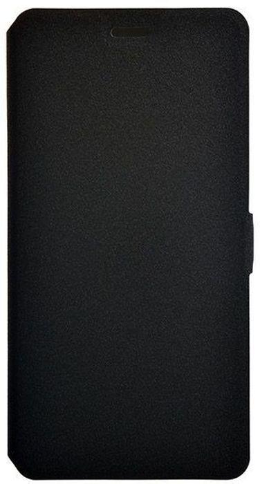 Prime Book чехол для ASUS Zenfone 3 Delux (Zs550Kl), Black2000000132242Чехол надежно защищает ваш смартфон от внешних воздействий, грязи, пыли, брызг. Он также поможет при ударах и падениях, не позволив образоваться на корпусе царапинам и потертостям. Чехол обеспечивает свободный доступ ко всем функциональным кнопкам смартфона и камере.