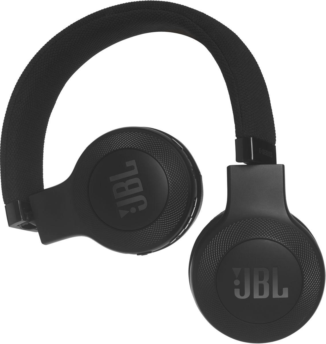 JBL E45BT, Black беспроводные наушникиJBLE45BTBLK