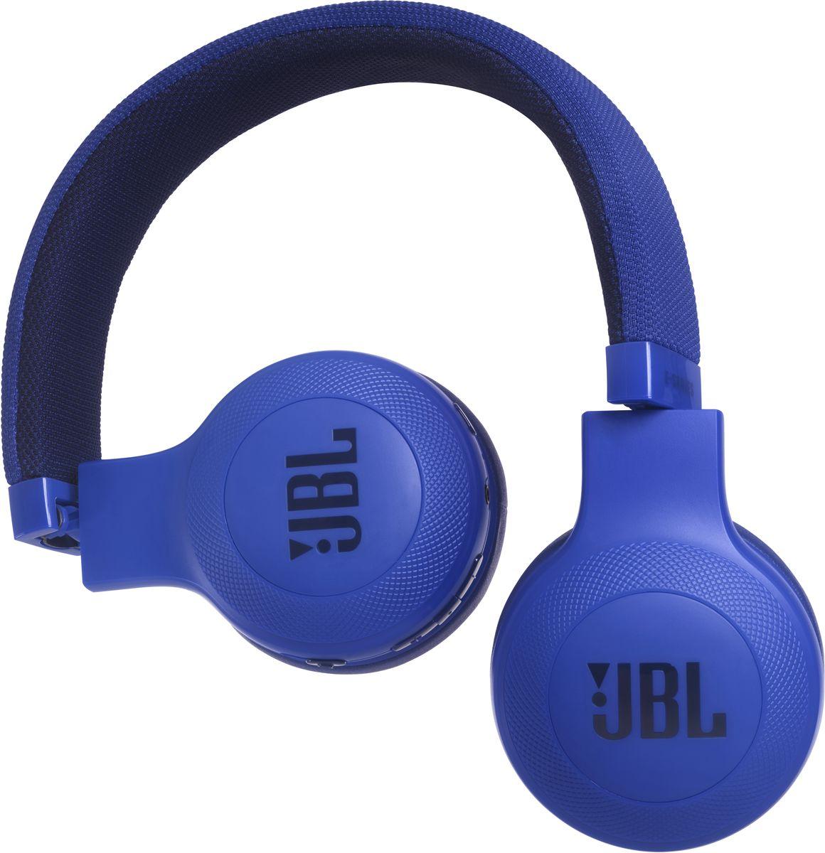 JBL E45BT, Blue беспроводные наушникиJBLE45BTBLU