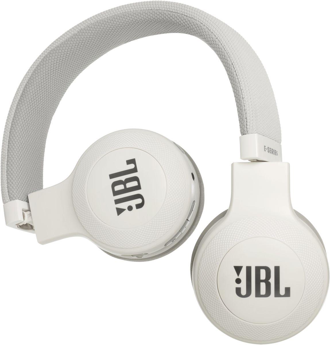JBL E45BT, White беспроводные наушникиJBLE45BTWHT