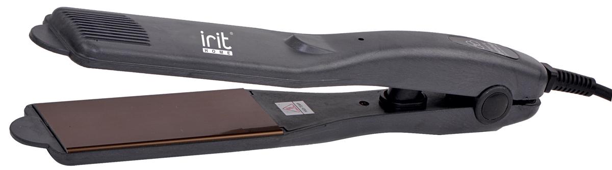 Irit IR-3164 выпрямитель для волос79 02641Выпрямитель для волос Irit IR-3164 поможет вам создать идеальную укладку у себя дома. Модель имеет керамическое покрытие нагревательных пластин. Благодаря мощности в 40 Вт рабочая поверхность нагревается за небольшой промежуток времени.Габаритные размеры: 27 см х 2,6 см