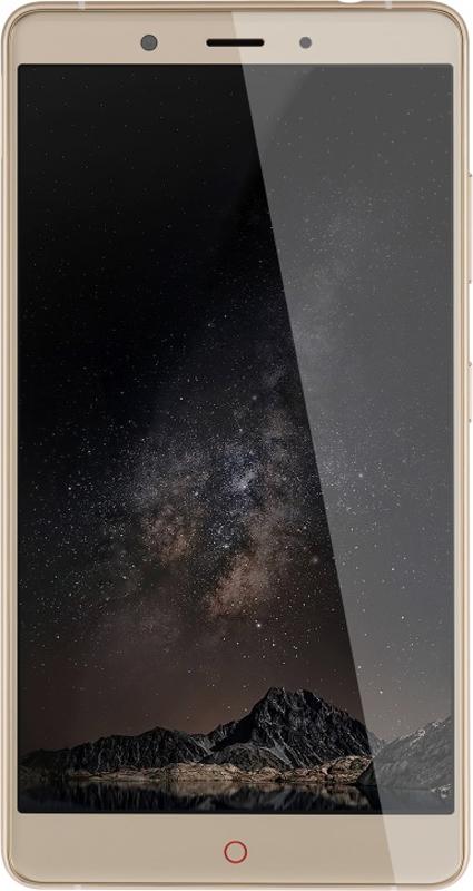 ZTE Nubia Z11 Max, GoldNX523J.4GB.GDZTE Nubia Z11 Max оснащен 6,0-дюймовым экраном, сканером отпечатка пальца, с помощью которого распознавание отпечатков пальцев происходит быстрее, чем когда-либо. Скорость и плавность фирменного интерфейса и требовательных к ресурсам игровых приложений обеспечивает производительная связка из процессора Snapdragon 652, 4 ГБ ОЗУ и адаптера Adreno 510. Телефон сертифицирован EAC и имеет русифицированный интерфейс меню и Руководство пользователя.