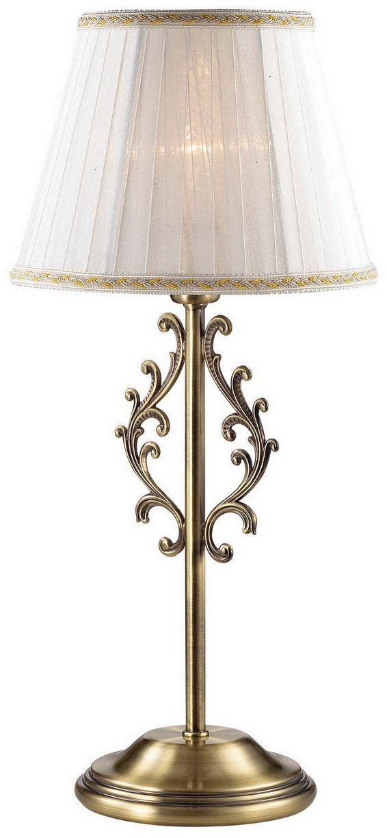 Лампа настольная Favourite Idilia, 1 х E14, 60. 1191-1T1191-1T
