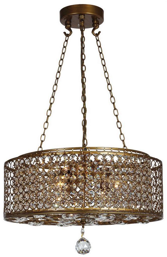 Светильник подвесной Favourite Agadir, 4 х E14, 40. 1304-4PC1304-4PC